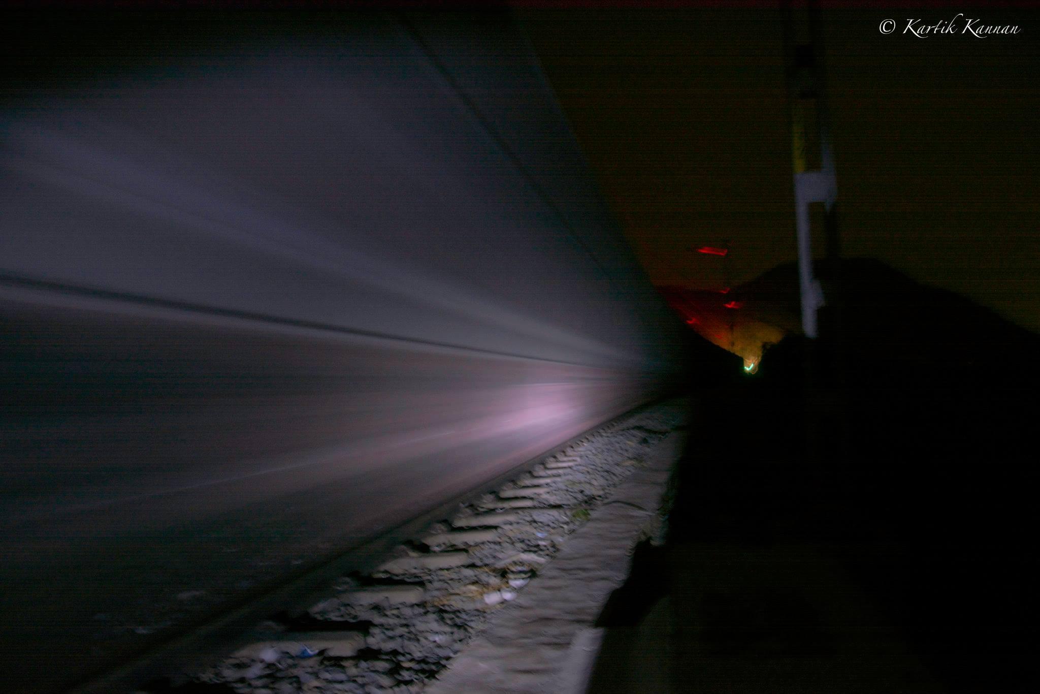 Railtrek to Makalidurga