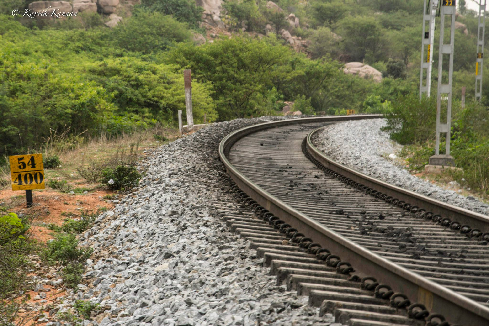 Rail Trek to Makalidurga