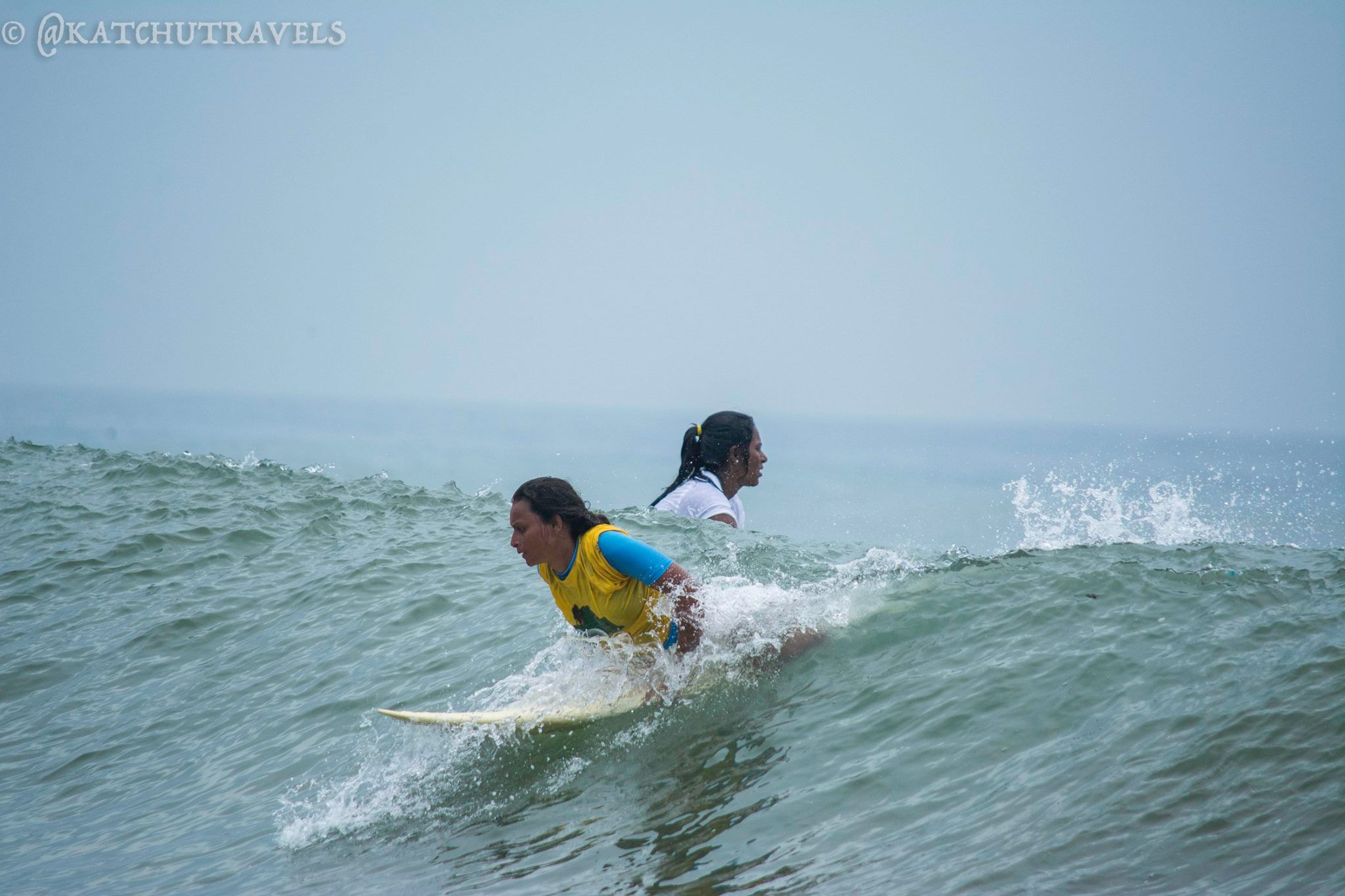 Surfing on the East Coast of India- Covelong Surf Festival