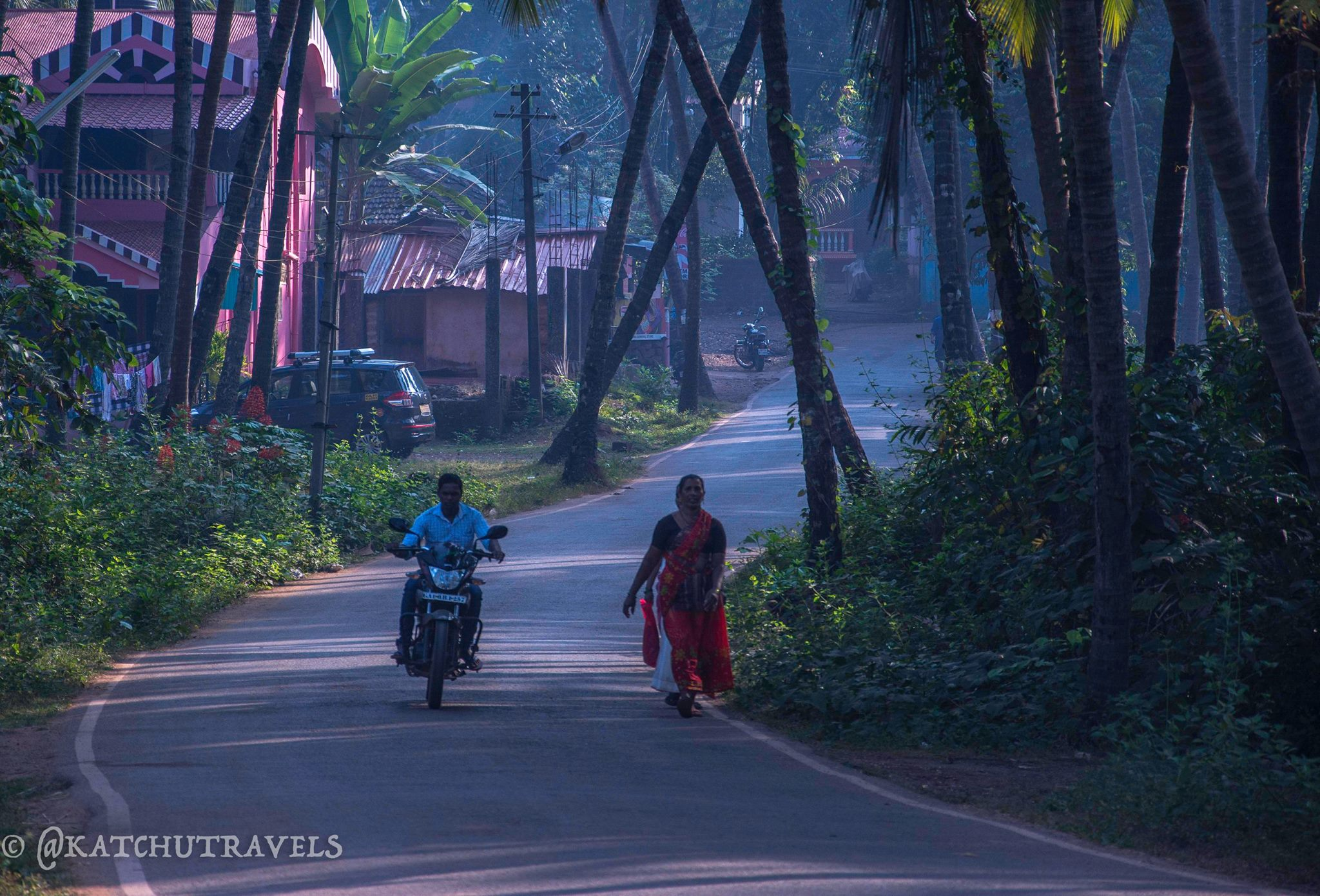 No Jams, No Honking! Shanti in Agonda-Goa