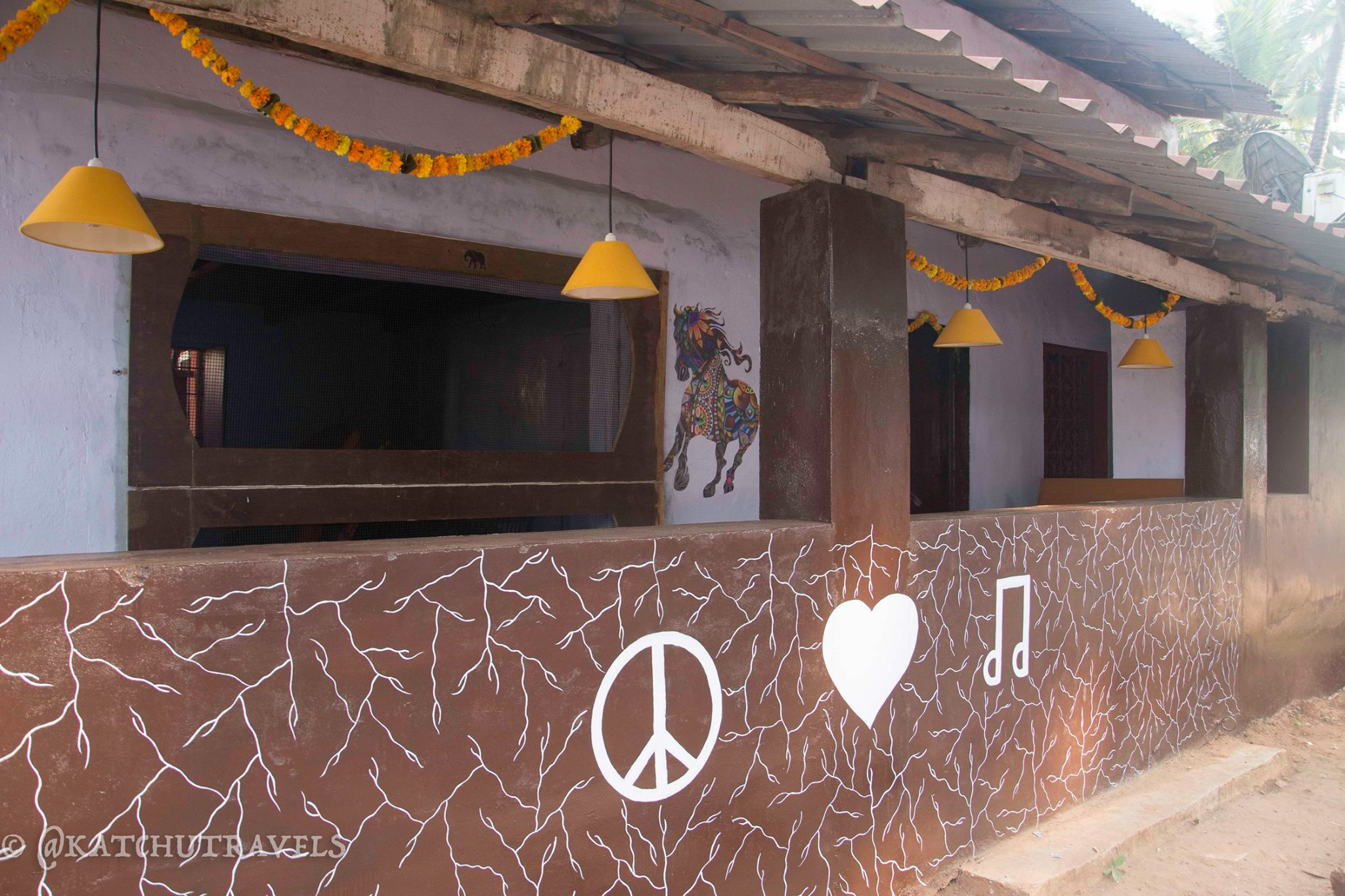 Peace, Love and Music in Agonda(Goa)