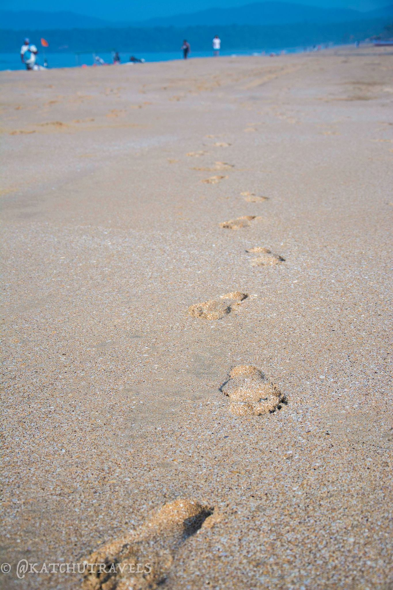 Lesser footprints and even lesser digital footprints