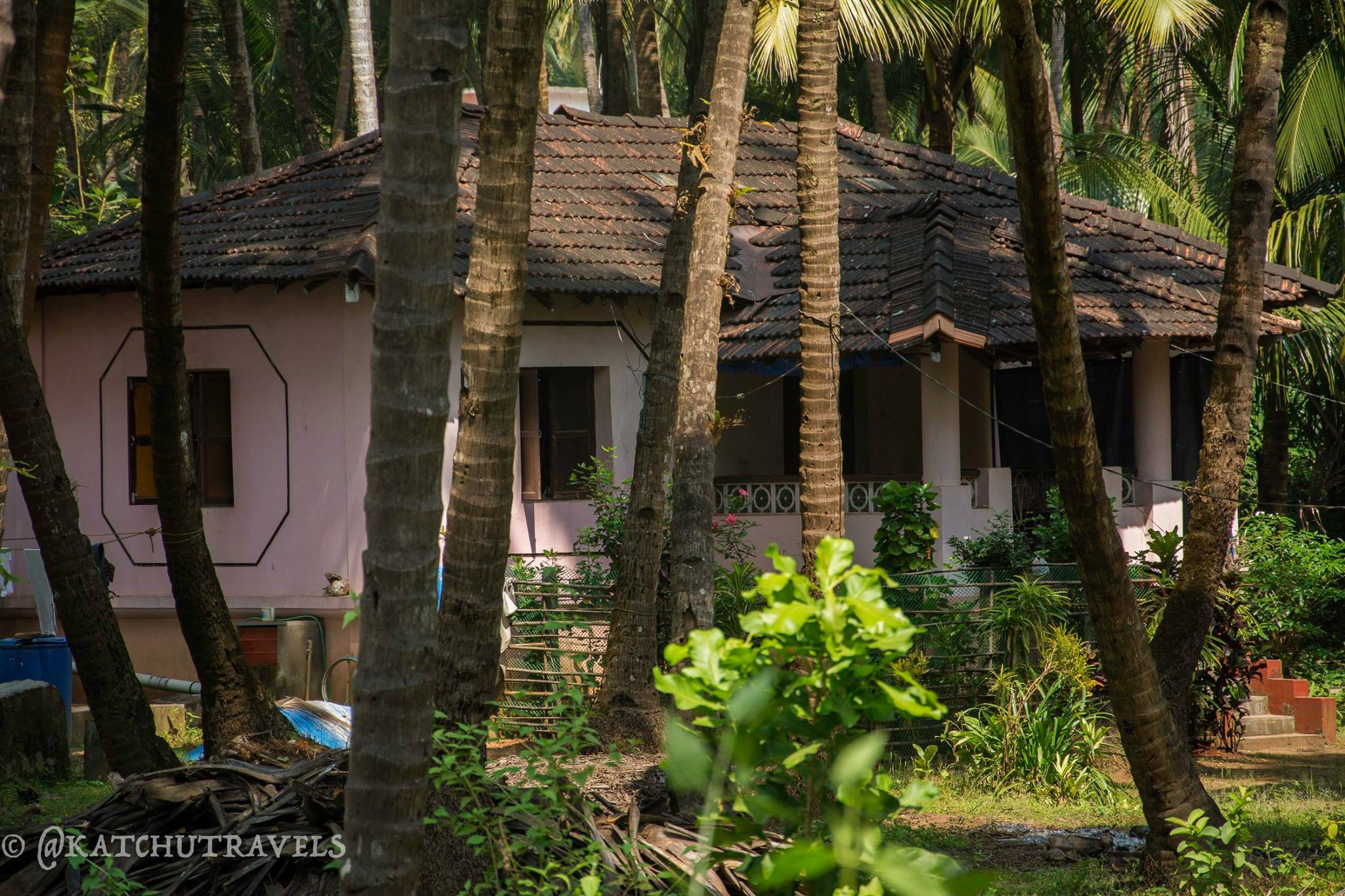 Goan House in the Woods-Agonda(Goa)