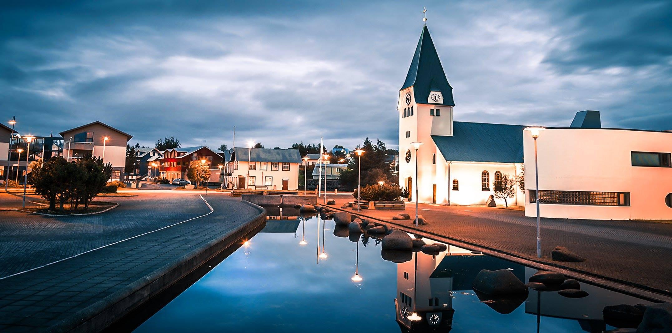 Reykjavik by Rohit Das