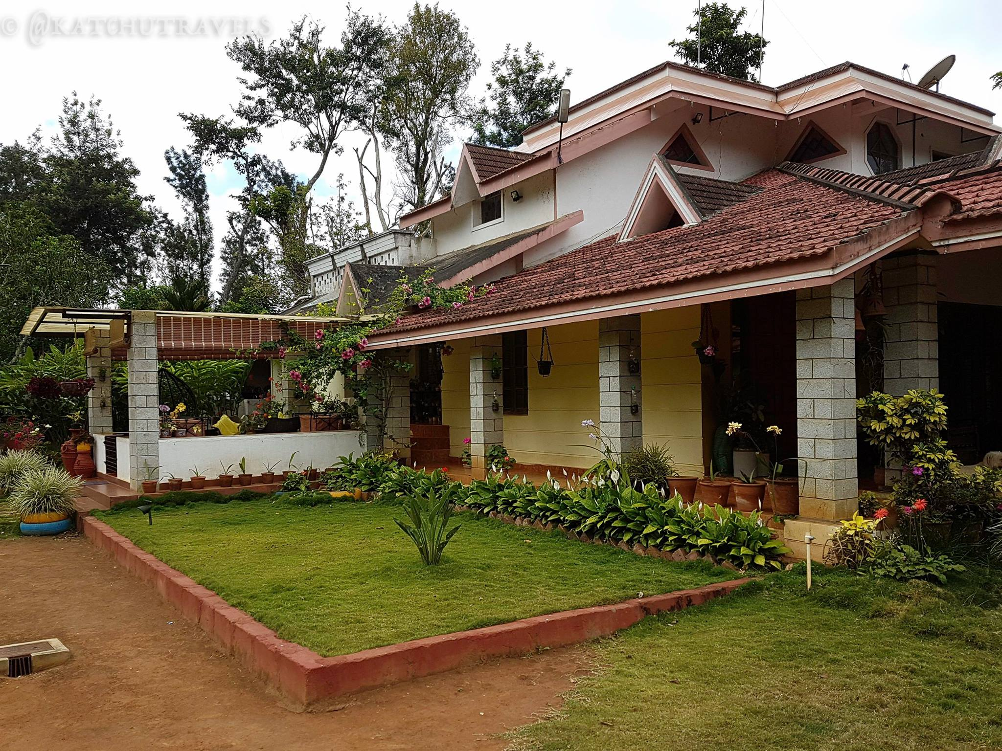 Jagale Home Stay in Coorg