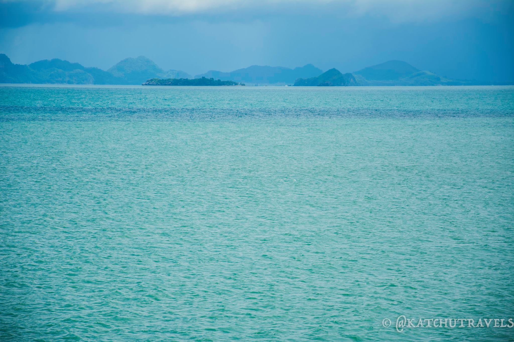 Chumphon's magical colours-Thailand