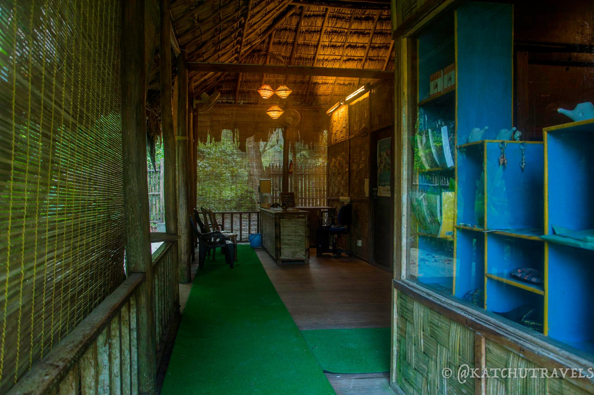 Reception of Flying Elephants Retreat in Havelock-Andaman Islands(India)