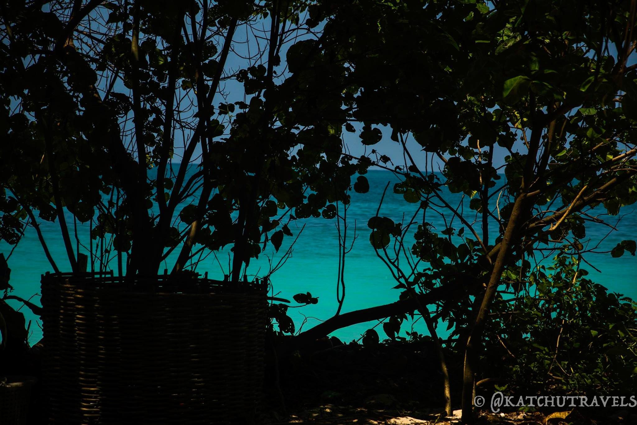 Feeling The Blues- Kalapathar Beach in Havelock Island (Andamans-India)