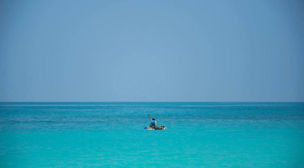 Perfect Blues at Kalapathar Beach-Havelock Islands[ Andamans-India]