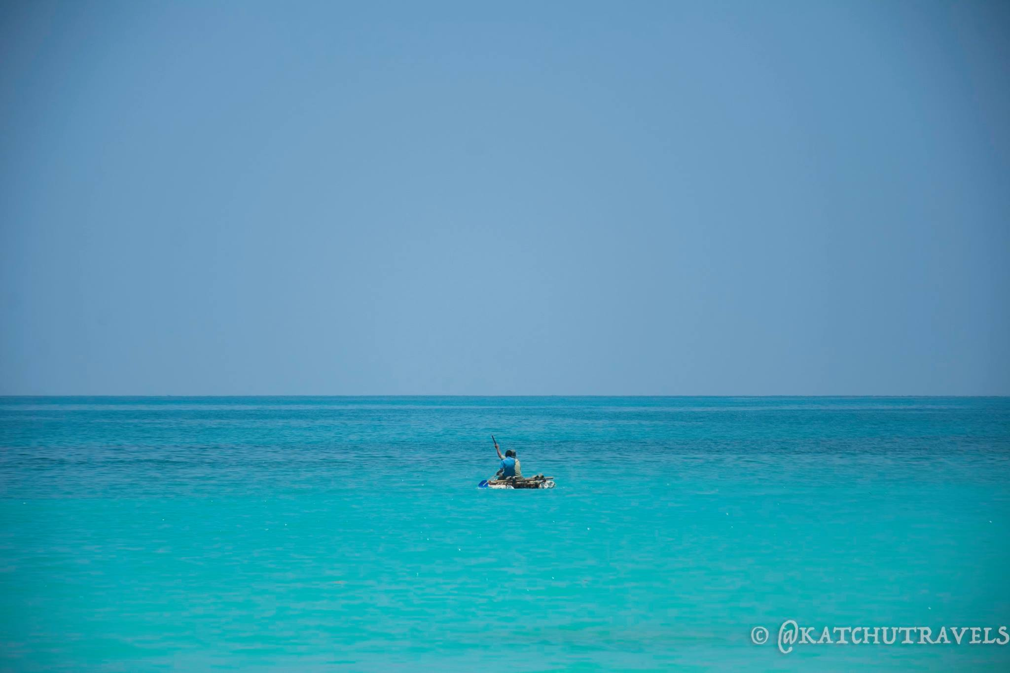 Perfect Blues at Kalapathar Beach-Havelock Islands[ Andamans-India]