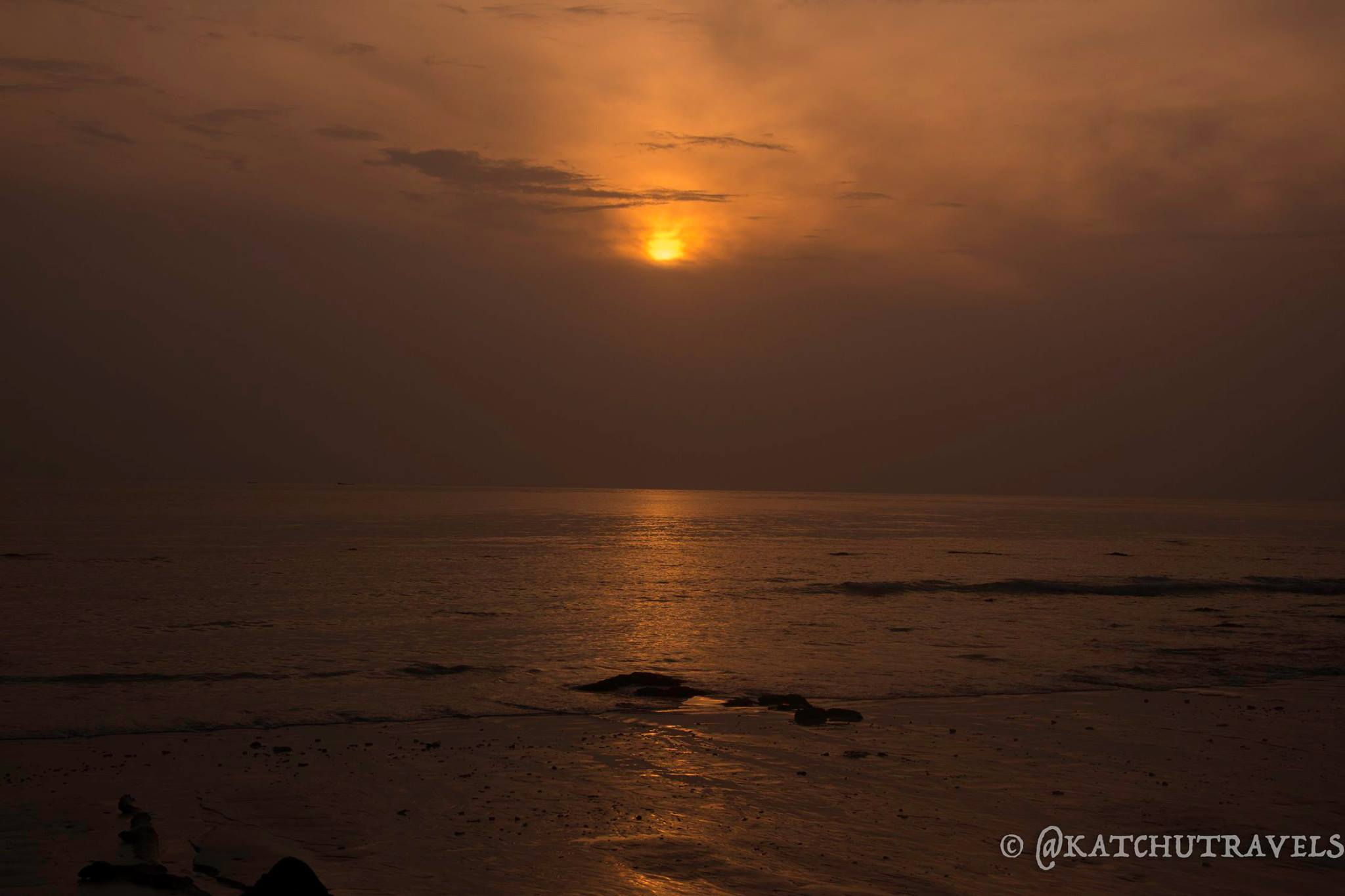 Sunrise at Kalapathar Beach-Havelock Islands(India)