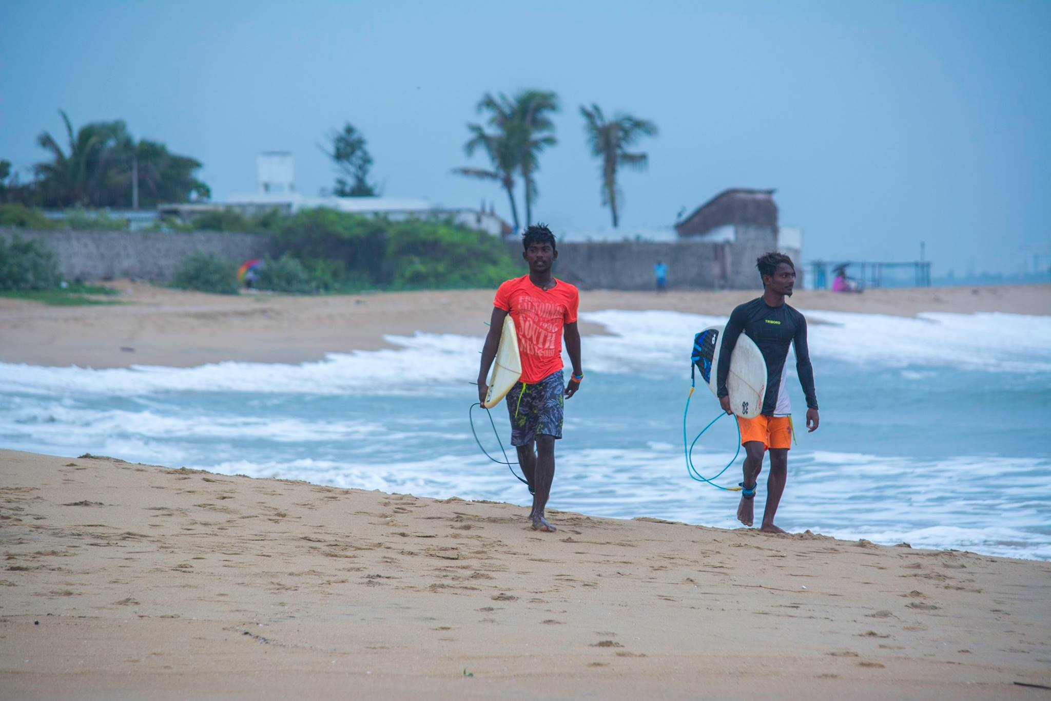 Wet Weather and Swelling Surfs