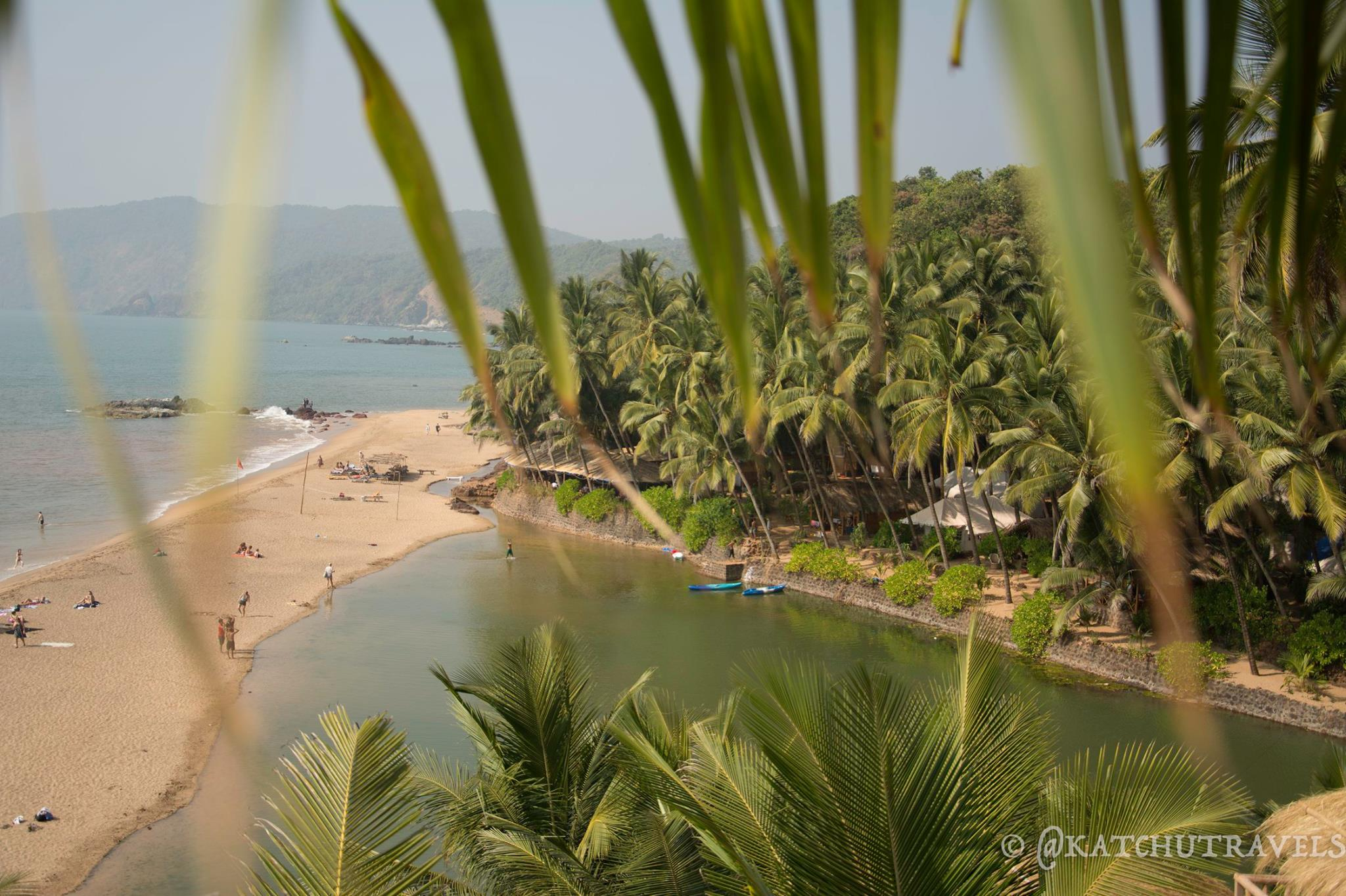 First Visions of Cola Beach- Paradise Found [South Goa-India]