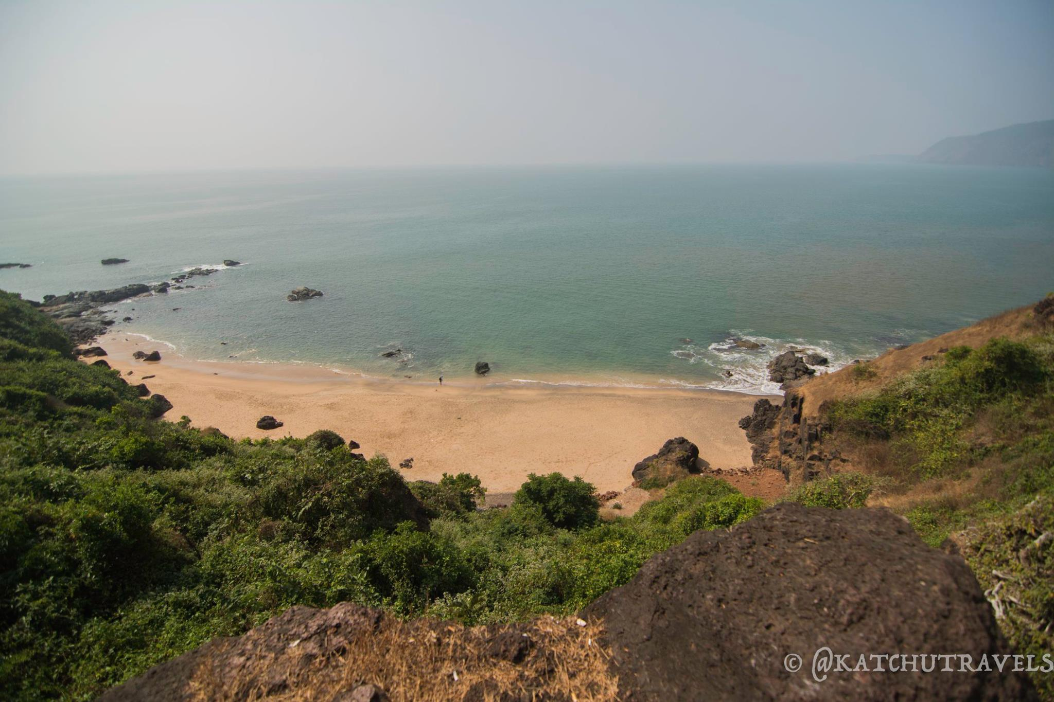 Fe Fi Fo Fum- Is that a Beach? [Cola Village-South Goa-India]