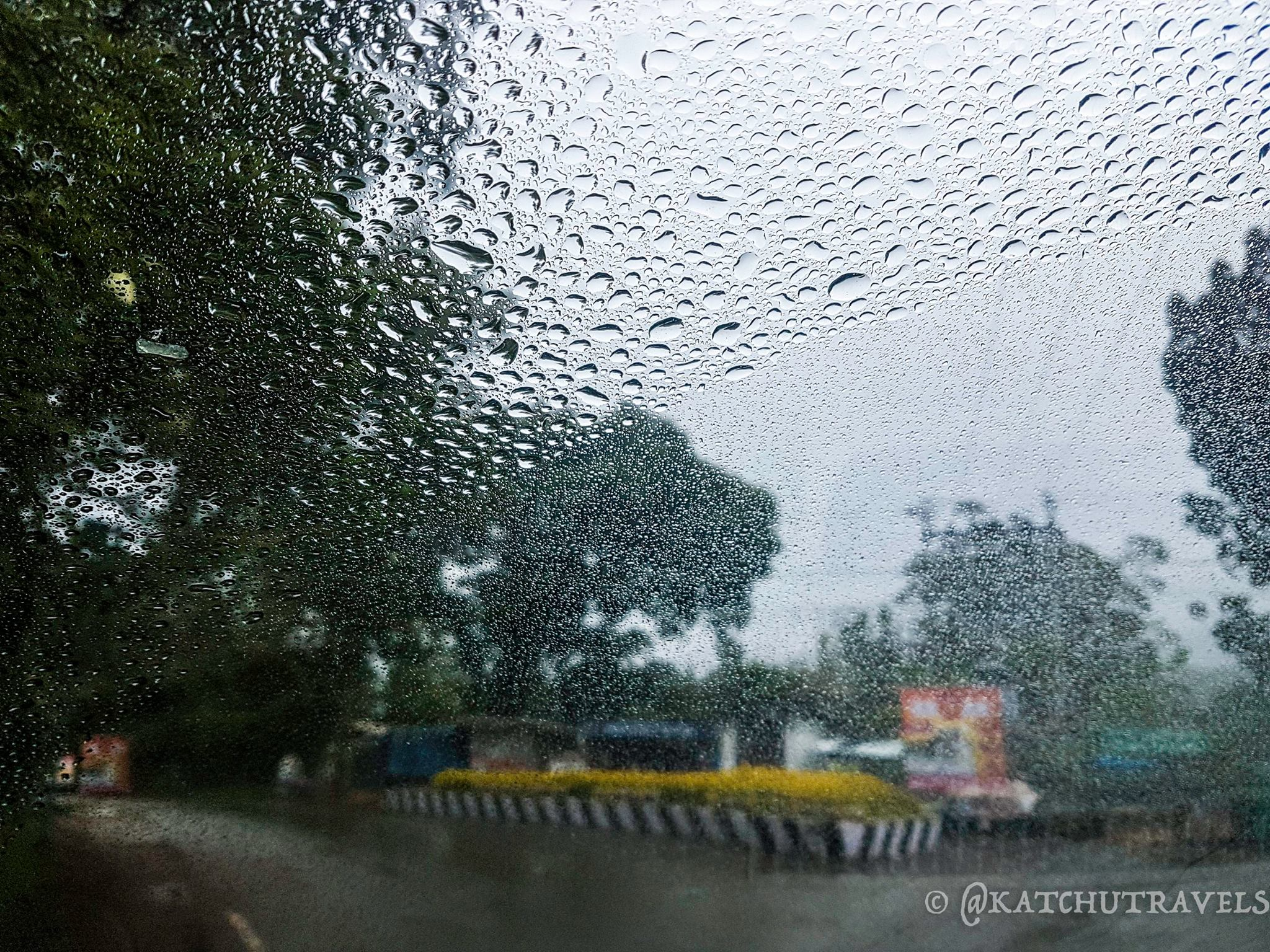 The monsoon cometh- Nilgiris in Tamil Nadu