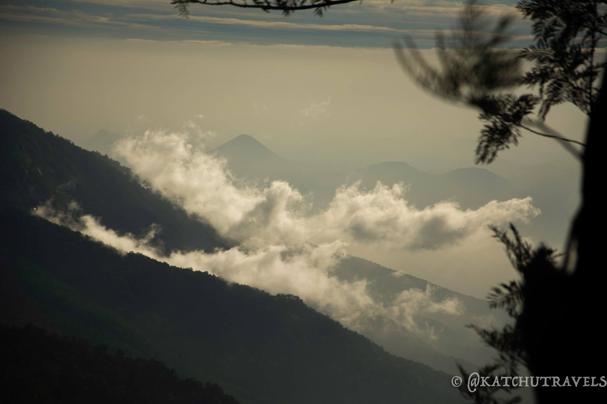 Clouds over Coonoor