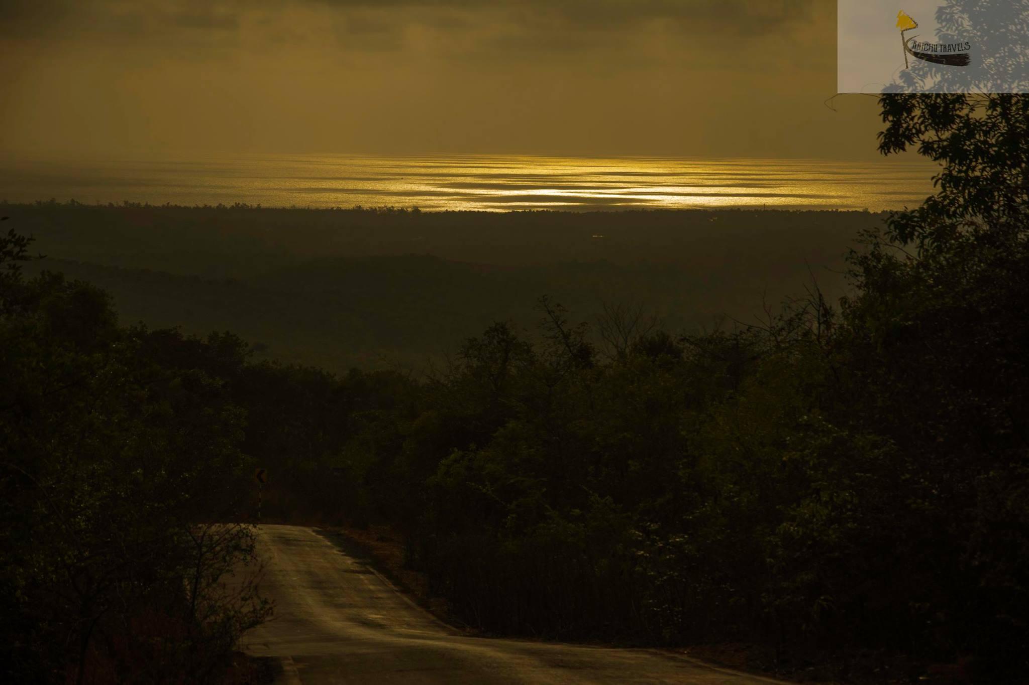 Beautiful View of the Konkan Coast-Harihareshwar