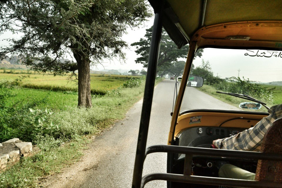 We slayed the hills on an auto! Cant imagine any other place where autos operate on a hill