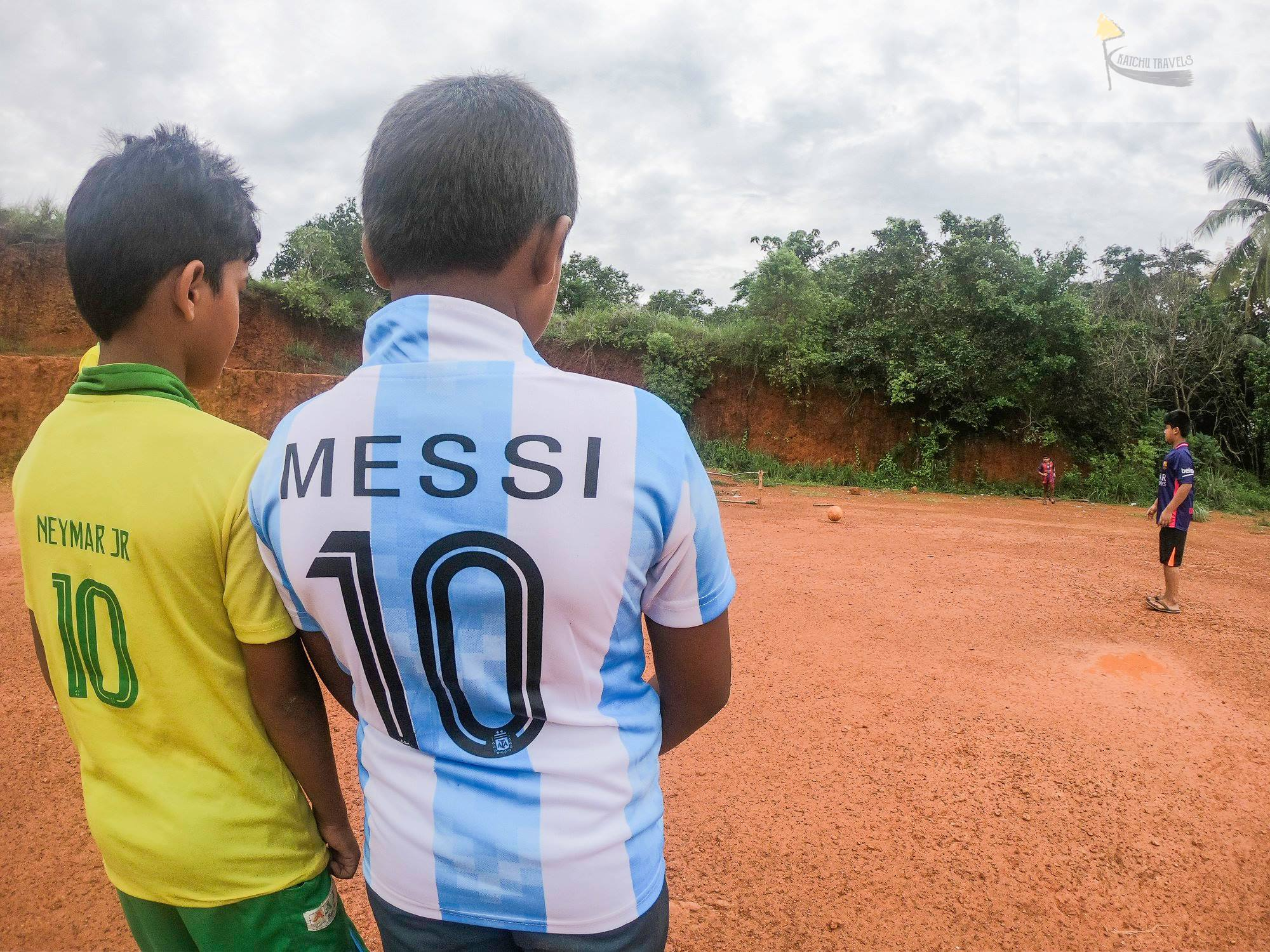 Binary Choices in Malappuram District-Messi or Neymar