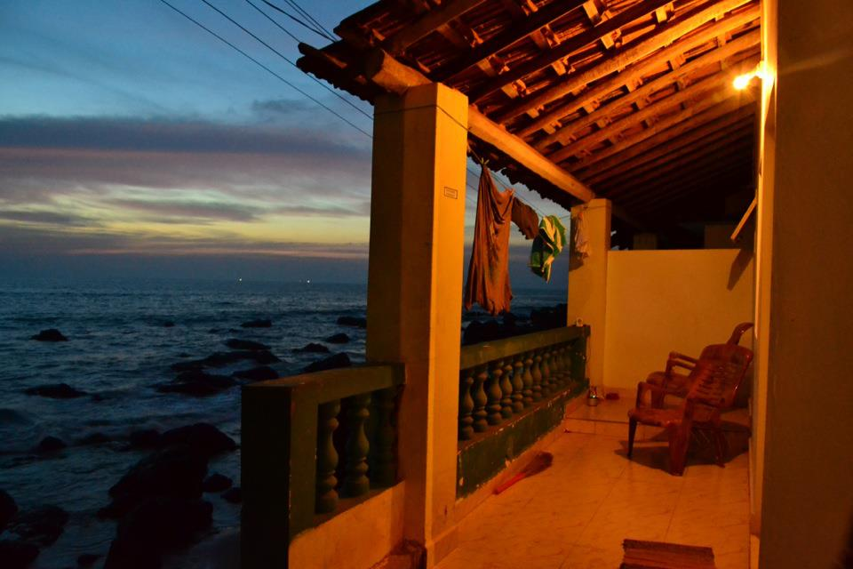 Things to do in Arambol Beach- Get a Sea side facing Goan Beach Hut, in Arambol Beach Cliffside