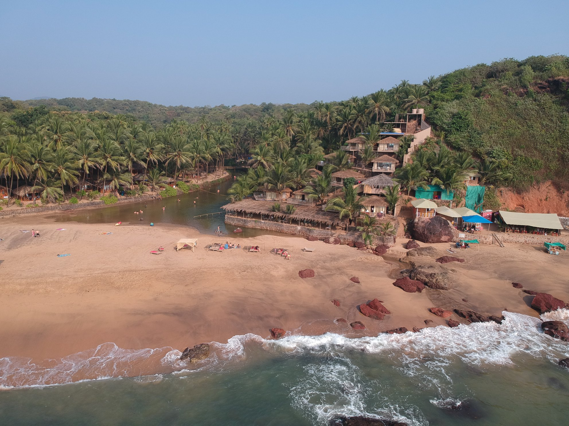 Cola Beach- Is it the most beautiful beach in Goa?