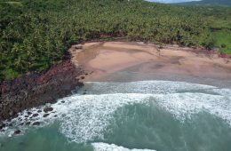 Cabo De Ram Beach in South Goa